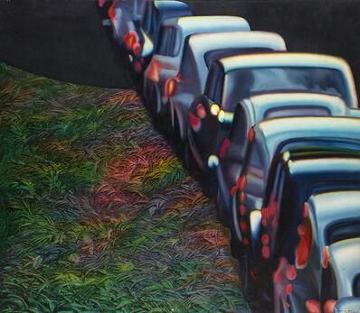 Franco Mulas, 'Traffic congestion', 1968