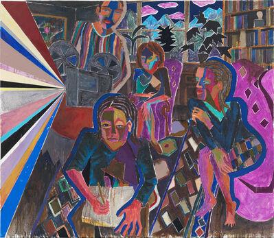 Armin Boehm, 'Die unsichtbare Schicht', 2015