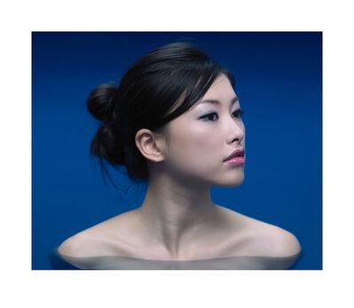 Roland Fischer, 'Chinese Pool Portrait (4145 ZhuZhu)', 2007