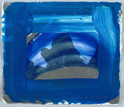 Howard Hodgkin, 'Sea', 2003