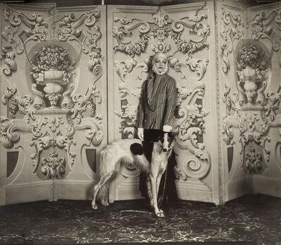 Cecil Beaton, 'Georgia Sitwell, Renishaw', 1930