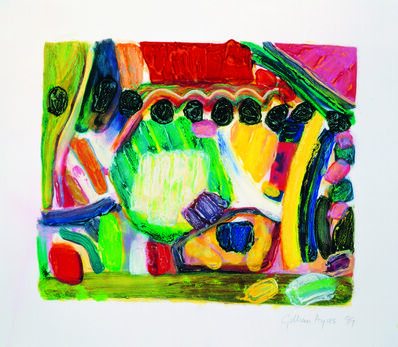 Gillian Ayres, 'Greenwell's Glory', 1999