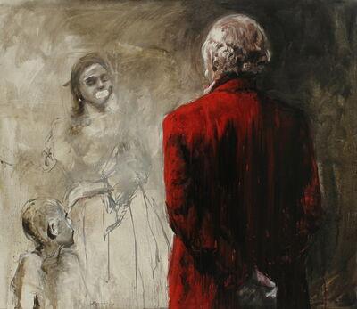 Alfredo Mendoza Bullain, 'Hidden word', 2019