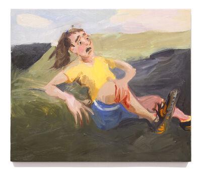 Jane Corrigan, 'Hurt (Red, Yellow, Blue)', 2014