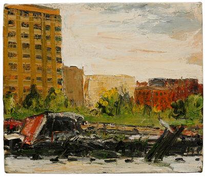 Jim St Clair, 'North End, Hoboken I', 2014