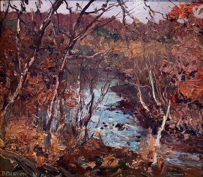 Franklin De Haven, 'Autumn Stream', ca. 1920