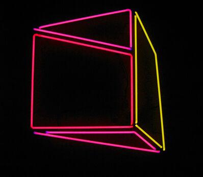 Anne-Katrine Senstad, 'Soft Geometry Neon #02', 2015-2019