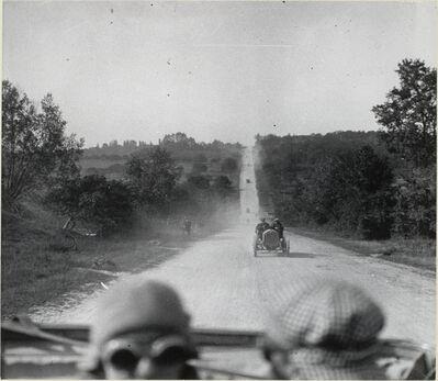 Jacques Henri Lartigue, 'Route de Gaillon ', 1912