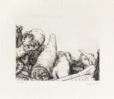 Georg Baselitz, 'Ohne Titel', 1964