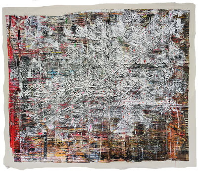 Dale Marshall, 'Cut Up No. 10', 2014-2015