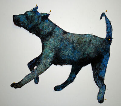 Gina Phillips, 'Blue Hound', 2011