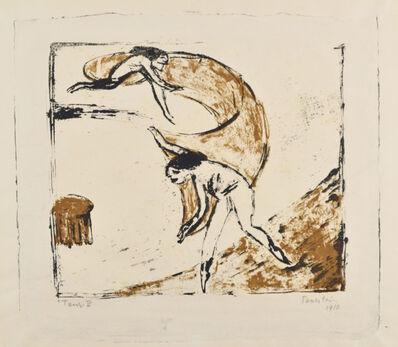 Max Pechstein, 'Dance V', 1910