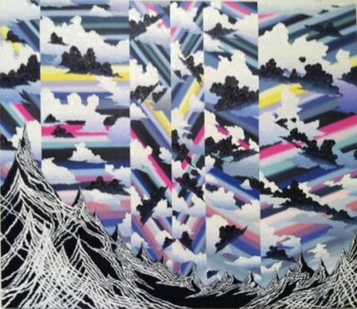 Akira Kamo, 'Mutation-Mountain and Sky', 2011