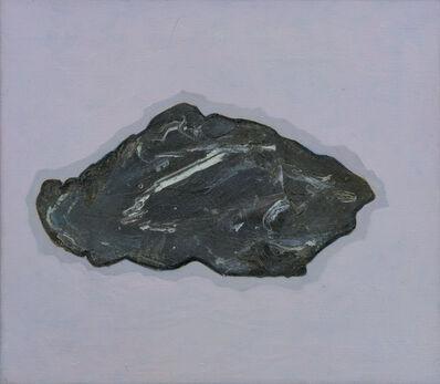 Prunella Clough, 'Plant / Zig', ca. 1990