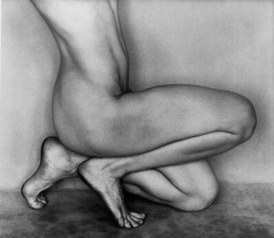 Edward Weston, 'Nude', 1927