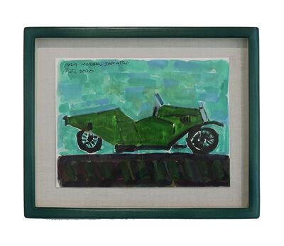 Frank Romero, '1920 Morgan Jap Aero', 2020