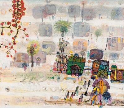 Hussein Salim, 'My Village (Sudan)'