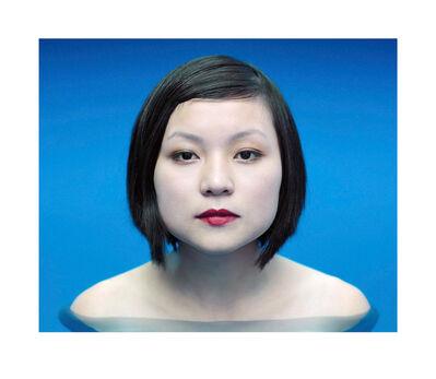 Roland Fischer, 'Chinese Pool Portrait (4564 ShiZheng)', 2007