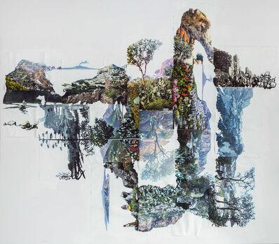 Eugenio Tibaldi, 'Paesaggio del mito', 2016