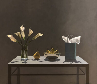 Neil Christensen, 'Gift Bag Series: Calla Lilies', 2018