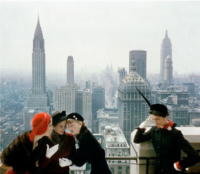 Norman Parkinson, 'New York, 1956', printed later