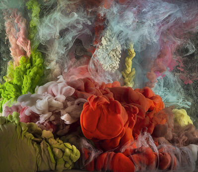Kim Keever, 'Abstract 42394', 2018