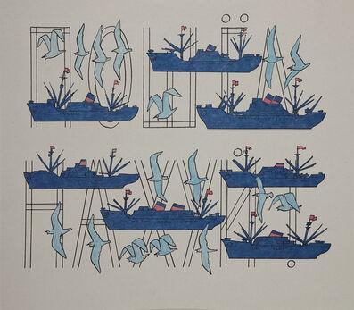 Ilya Kabakov, 'Bilder anmalen ', 1993