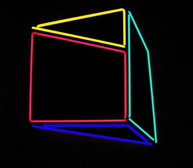 Anne-Katrine Senstad, 'Soft Geometry Neon #01', 2015-2019