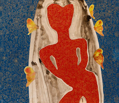 Francesco Clemente, 'No Mud, No Lotus', 2013-2014