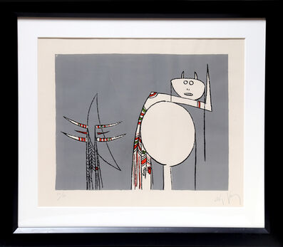 Wifredo Lam, 'La Double Vie', 1960