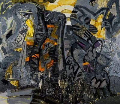 Alfredo Gisholt, 'Night Studio III', 2019