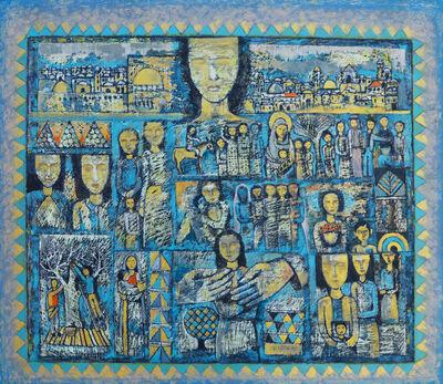 Nabil Anani, 'Motifs II', 2013