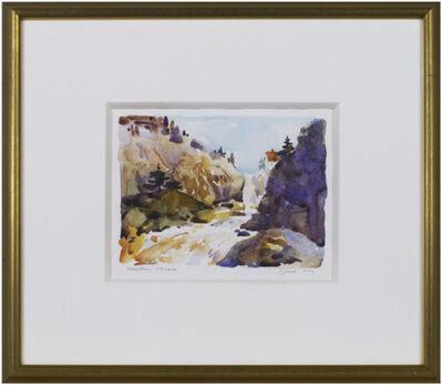 Craig Lueck, 'Mountain Stream', 2003