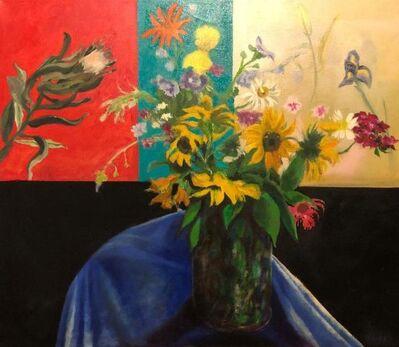 Ronald Katz, 'Flower Composition', NA