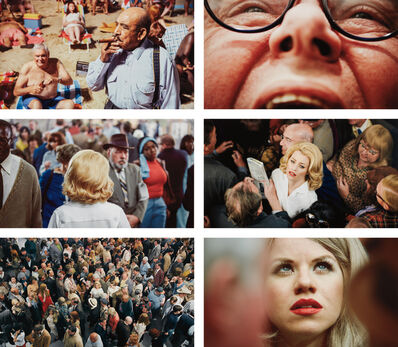 Alex Prager, 'Untitled (Face in the Crowd) Box Set', Conceived in 2013 and 2014