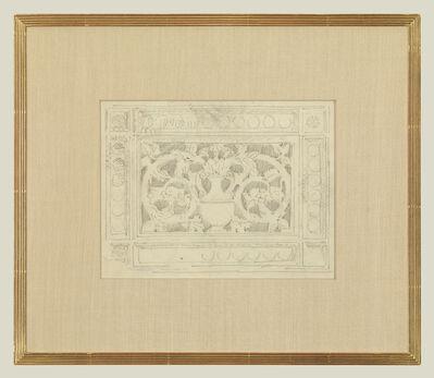 John Singer Sargent, 'Decoration with Urn', 1920-1925