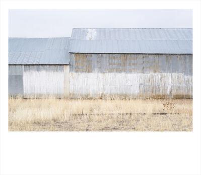Wendel Wirth, 'Painted Barn I', 2018
