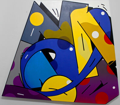 Moses & Taps™, 'Image Of Graffiti IX', 2017