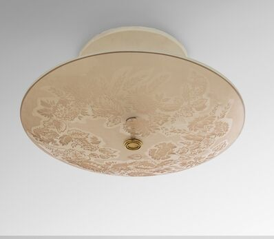 Pietro Chiesa, 'A ceiling lamp', 1936