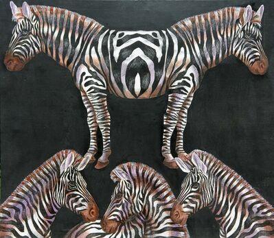 Shakil Saigol, 'Untitled III (Equus Quagga Series)', 2011