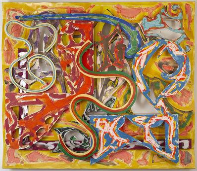 Frank Stella, 'Talladega', 1981