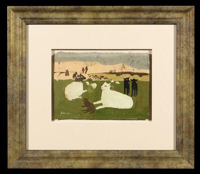 Mary Fedden, 'Sheep', 1980