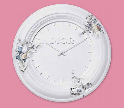 Daniel Arsham, 'Future Relic Eroded Clock', 2020