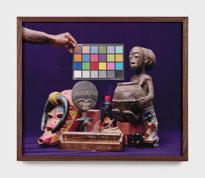 Awol Erizku, 'Origin of Afro-Esotericism', 2018-2020