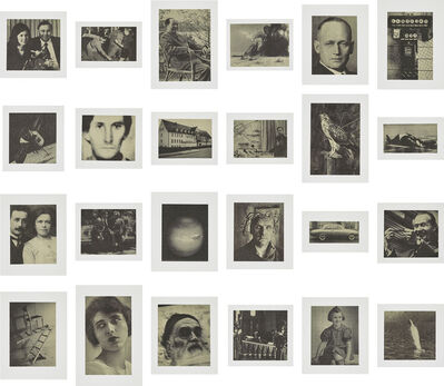 Thomas Ruff, 'Zeitungsphotos (Newspaper Photographs)', 1991