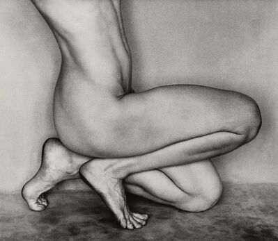 Edward Weston, 'Nude', 1927