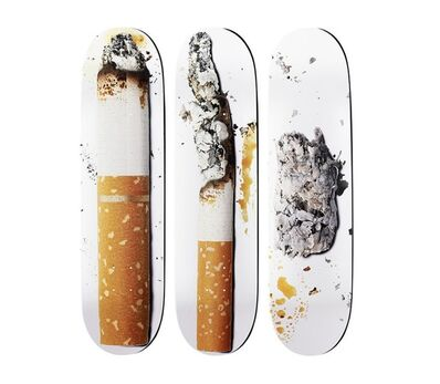 Urs Fischer, 'Cigarette (set of 3)', 2016
