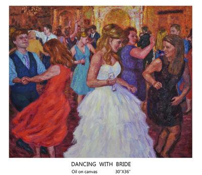 Ping Yin, 'Dancing with Bride', 2019