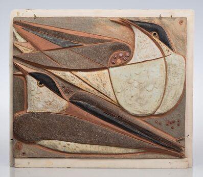 Tyra Lundgren, 'Plaque', circa 1970