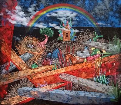 Mulyo Gunarso, 'There Still the Rainbow', 2018